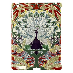 Art Nouveau Peacock Apple Ipad 3/4 Hardshell Case (compatible With Smart Cover) by 8fugoso