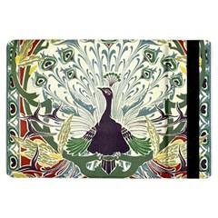 Art Nouveau Peacock Ipad Air Flip by 8fugoso