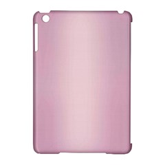 Beautiful,rose Gold,pattern Apple Ipad Mini Hardshell Case (compatible With Smart Cover) by 8fugoso