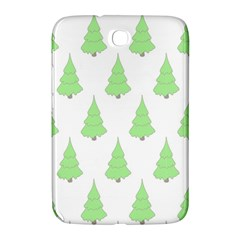 Background Christmas Christmas Tree Samsung Galaxy Note 8 0 N5100 Hardshell Case  by Onesevenart