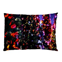 Abstract Background Celebration Pillow Case (two Sides) by Onesevenart