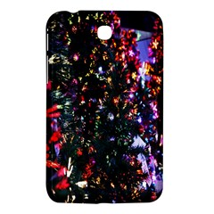 Abstract Background Celebration Samsung Galaxy Tab 3 (7 ) P3200 Hardshell Case  by Onesevenart