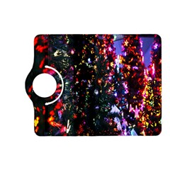 Abstract Background Celebration Kindle Fire Hd (2013) Flip 360 Case by Onesevenart