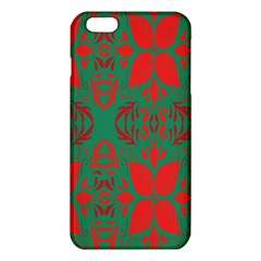 Christmas Background Iphone 6 Plus/6s Plus Tpu Case by Onesevenart