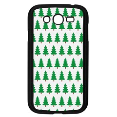 Christmas Background Christmas Tree Samsung Galaxy Grand Duos I9082 Case (black) by Onesevenart