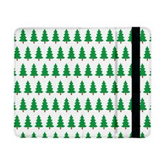 Christmas Background Christmas Tree Samsung Galaxy Tab Pro 8 4  Flip Case by Onesevenart