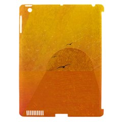Sunset Apple Ipad 3/4 Hardshell Case (compatible With Smart Cover) by berwies