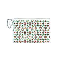 Christmas Decorations Background Canvas Cosmetic Bag (s) by Onesevenart