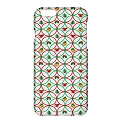 Christmas Decorations Background Apple Iphone 6 Plus/6s Plus Hardshell Case by Onesevenart