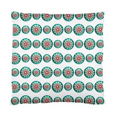 Christmas 3d Decoration Colorful Standard Cushion Case (one Side) by Onesevenart