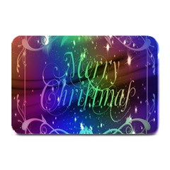 Christmas Greeting Card Frame Plate Mats by Onesevenart