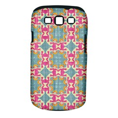 Christmas Holidays Seamless Pattern Samsung Galaxy S Iii Classic Hardshell Case (pc+silicone) by Onesevenart