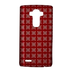 Christmas Paper Wrapping Paper Lg G4 Hardshell Case by Onesevenart