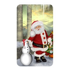 Sanata Claus With Snowman And Christmas Tree Memory Card Reader by FantasyWorld7