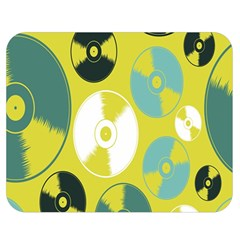 Streaming Forces Music Disc Double Sided Flano Blanket (medium)  by Alisyart