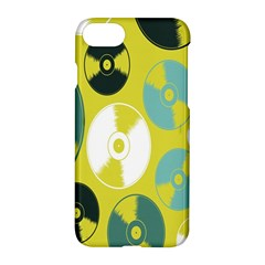 Streaming Forces Music Disc Apple Iphone 7 Hardshell Case by Alisyart