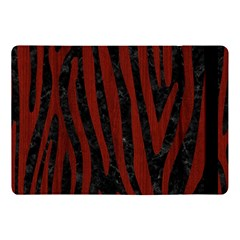 Skin4 Black Marble & Red Wood Apple Ipad Pro 10 5   Flip Case by trendistuff