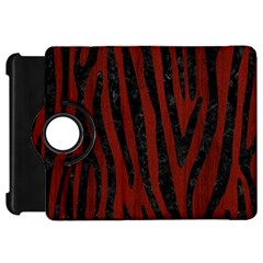 Skin4 Black Marble & Red Wood (r) Kindle Fire Hd 7  by trendistuff