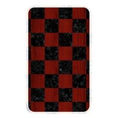 Square1 Black Marble & Red Wood Memory Card Reader by trendistuff