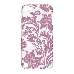 Vintage Floral Pattern Apple Ipod Touch 5 Hardshell Case by 8fugoso