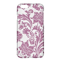 Vintage Floral Pattern Apple Iphone 6 Plus/6s Plus Hardshell Case by 8fugoso