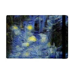 Van Gogh Inspired Apple Ipad Mini Flip Case by 8fugoso
