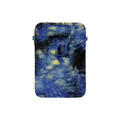 Van Gogh Inspired Apple Ipad Mini Protective Soft Cases by 8fugoso