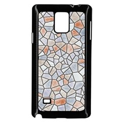 Mosaic Linda 6 Samsung Galaxy Note 4 Case (black) by MoreColorsinLife
