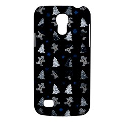 Ginger Cookies Christmas Pattern Galaxy S4 Mini by Valentinaart