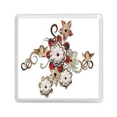 Gems Gemstones Jewelry Jewel Memory Card Reader (square)  by Onesevenart