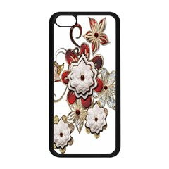 Gems Gemstones Jewelry Jewel Apple Iphone 5c Seamless Case (black) by Onesevenart