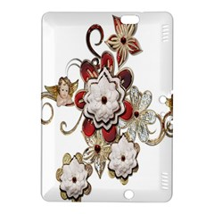 Gems Gemstones Jewelry Jewel Kindle Fire Hdx 8 9  Hardshell Case by Onesevenart