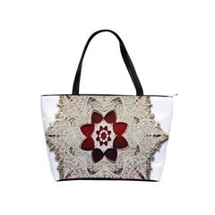 Jewelry Jewel Gems Gemstone Shine Shoulder Handbags by Onesevenart