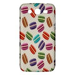 Macaron Macaroon Stylized Macaron Samsung Galaxy Mega 5 8 I9152 Hardshell Case  by Onesevenart