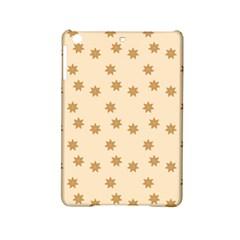 Pattern Gingerbread Star Ipad Mini 2 Hardshell Cases by Onesevenart