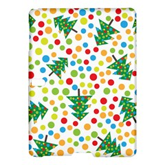 Pattern Circle Multi Color Samsung Galaxy Tab S (10 5 ) Hardshell Case  by Onesevenart