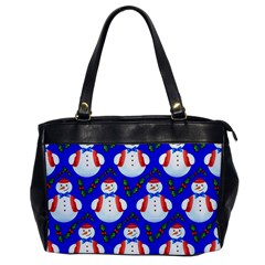Seamless Repeat Repeating Pattern Office Handbags by Onesevenart