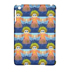 Seamless Repeat Repeating Pattern Apple Ipad Mini Hardshell Case (compatible With Smart Cover) by Onesevenart