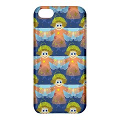 Seamless Repeat Repeating Pattern Apple Iphone 5c Hardshell Case by Onesevenart