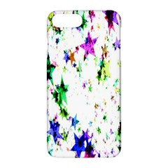 Star Abstract Advent Christmas Apple Iphone 7 Plus Hardshell Case by Onesevenart