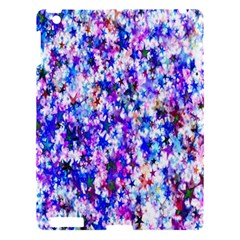 Star Abstract Advent Christmas Apple Ipad 3/4 Hardshell Case by Onesevenart