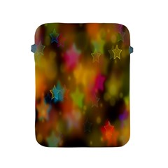 Star Background Texture Pattern Apple Ipad 2/3/4 Protective Soft Cases by Onesevenart