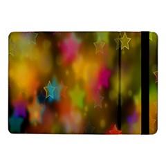 Star Background Texture Pattern Samsung Galaxy Tab Pro 10 1  Flip Case by Onesevenart