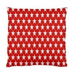 Star Christmas Advent Structure Standard Cushion Case (two Sides) by Onesevenart