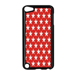 Star Christmas Advent Structure Apple Ipod Touch 5 Case (black) by Onesevenart