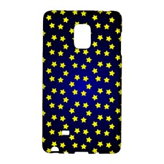 Star Christmas Red Yellow Galaxy Note Edge by Onesevenart