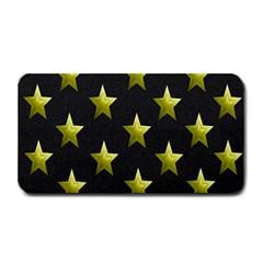 Stars Backgrounds Patterns Shapes Medium Bar Mats by Onesevenart