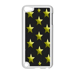 Stars Backgrounds Patterns Shapes Apple Ipod Touch 5 Case (white) by Onesevenart