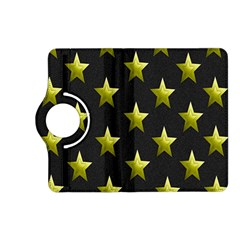 Stars Backgrounds Patterns Shapes Kindle Fire Hd (2013) Flip 360 Case by Onesevenart