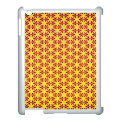 Texture Background Pattern Apple Ipad 3/4 Case (white) by Onesevenart